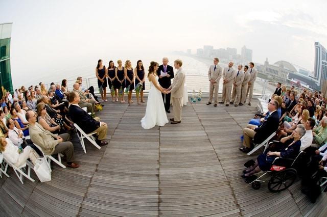 Terrace wedding 3 - Terrace