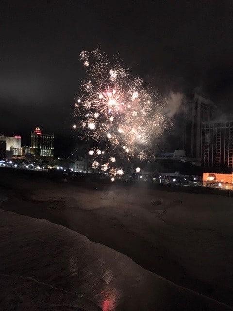 fireworks 1 1 - Terrace